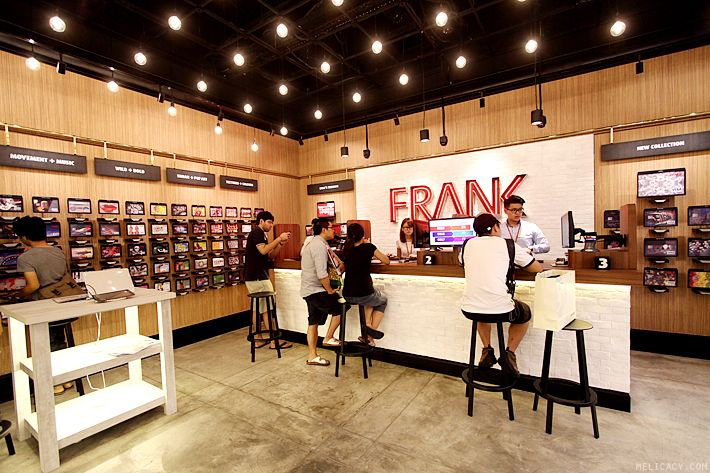 Frank By Ocbc Frank Store Orchard Gateway Singapore Conference Room Work Space Decor