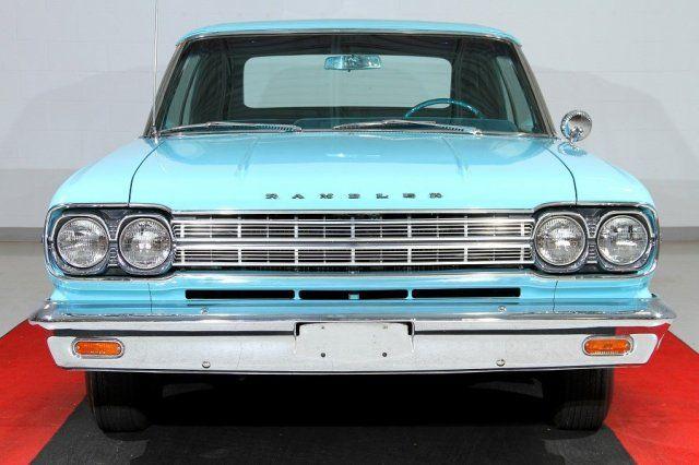 1966 Amc Rambler Raleigh Rambler American Motors Amc