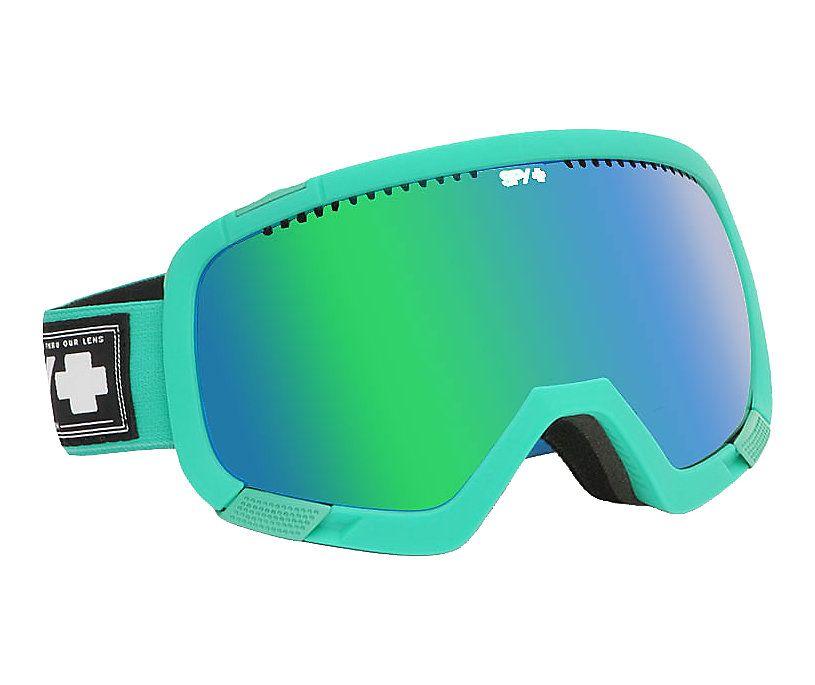 539353dfb347 Spy Platoon Ultra Teal   Bronze Green Snowboard Goggles 2013  139.95 ...