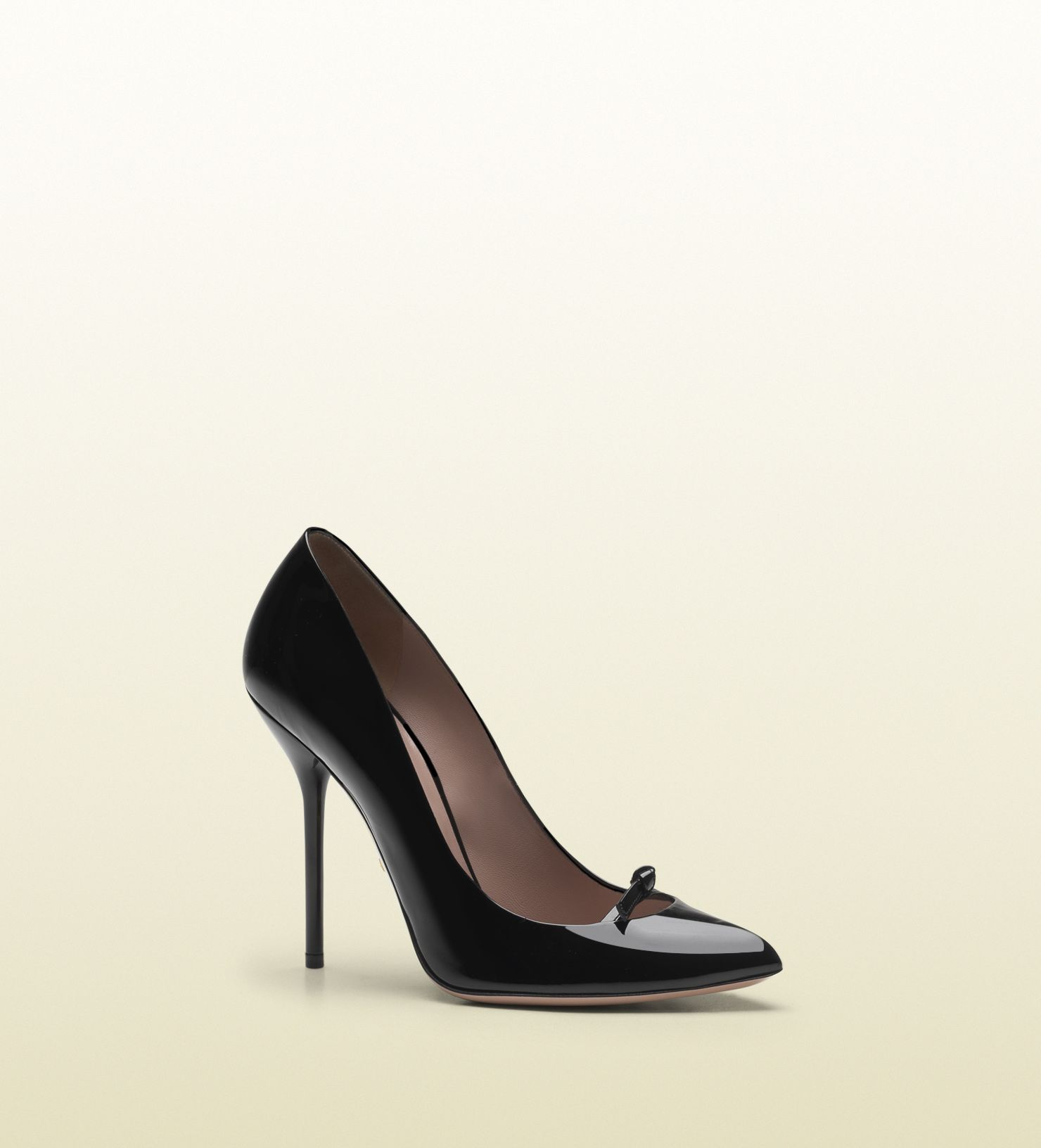 bb266372ded Patent Leather High Heel Pump. Featured in the Window  http   windowswear