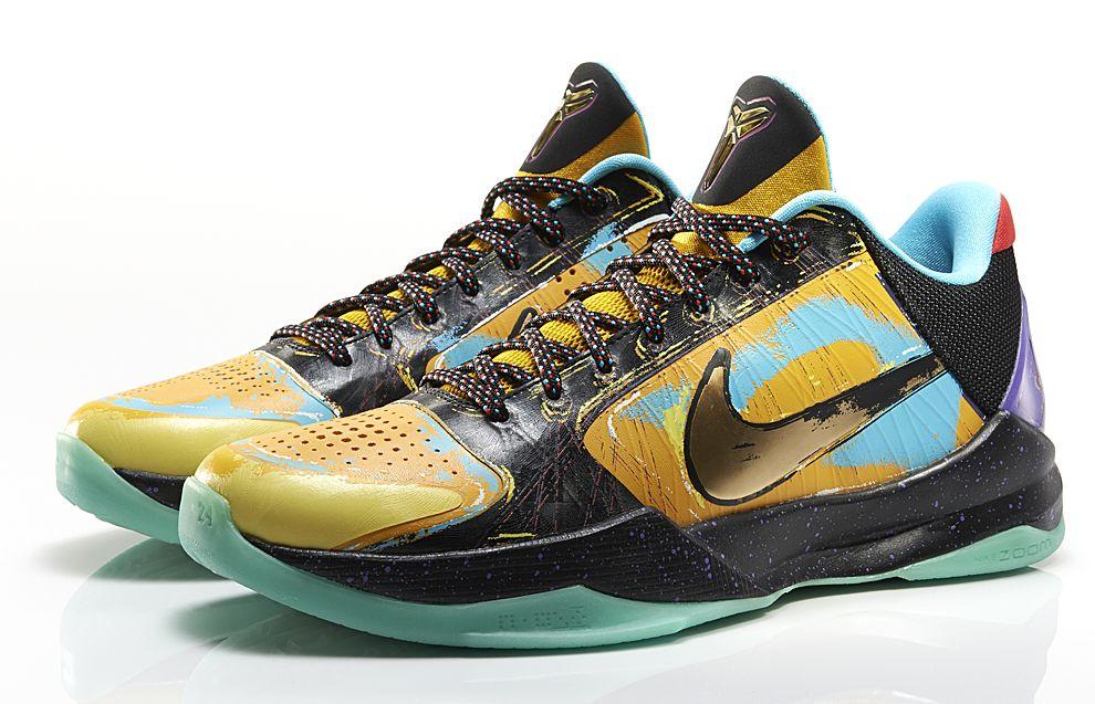 premium selection 2d80a ddcfe Nike Zoom Kobe V (5) Prelude  Pics, Release Info   Video