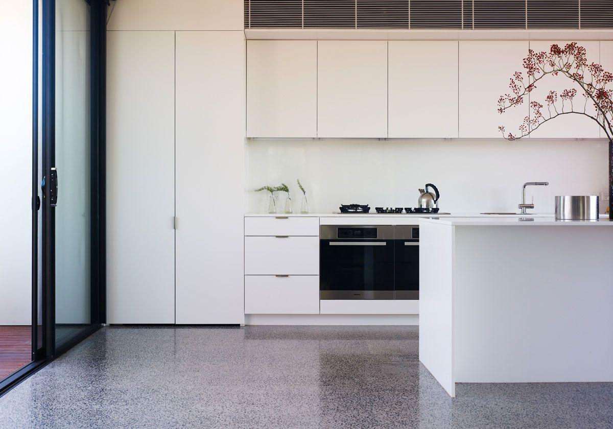 Plain White kitchen | Selected | Carr Design Group | Kitchens + ...