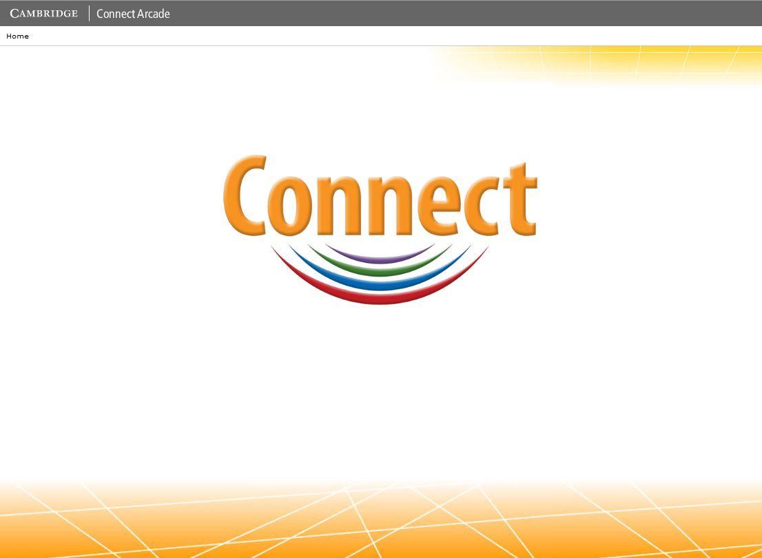 Connect Arcade: logo by Cambridge University Press