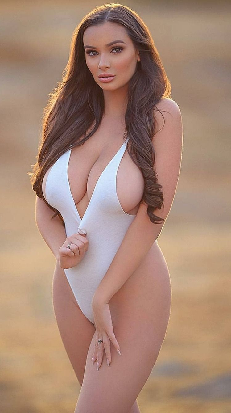 The most beautiful women with naked boobs