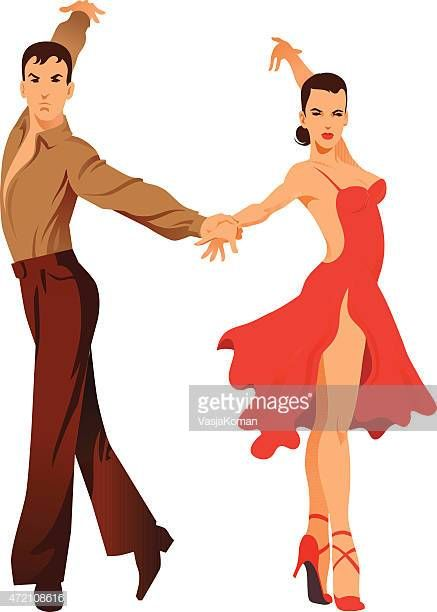 All images are placed on separate layers  They can be removed or    is part of Dancing clipart, Ballroom dance quotes, Dance tattoo, Couple dancing, Dancer painting, Dance - All images are placed on separate layers  They can be removed or altered if you need to  Some gradients were used  No transparencies