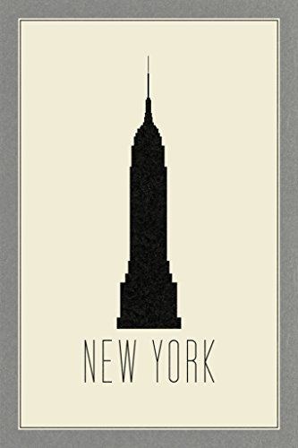 Cities New York City Empire State Building Cream Poster - 12x18 Robin Hood Merchandise http://www.amazon.com/dp/B012DL1DCC/ref=cm_sw_r_pi_dp_K3jKwb17W3P24