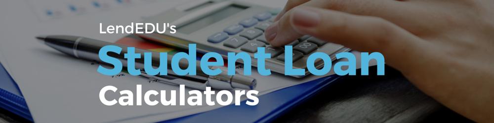loan calculator for student loans