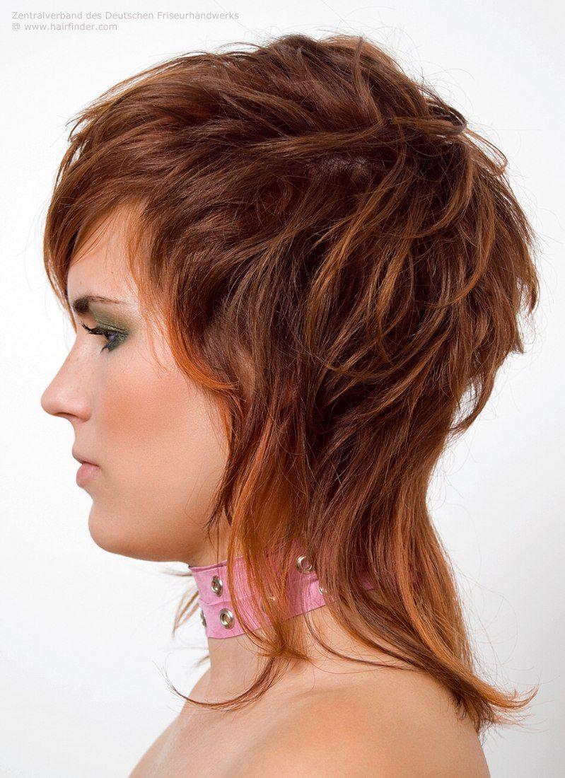 neue Look für lange Haare #shortshag