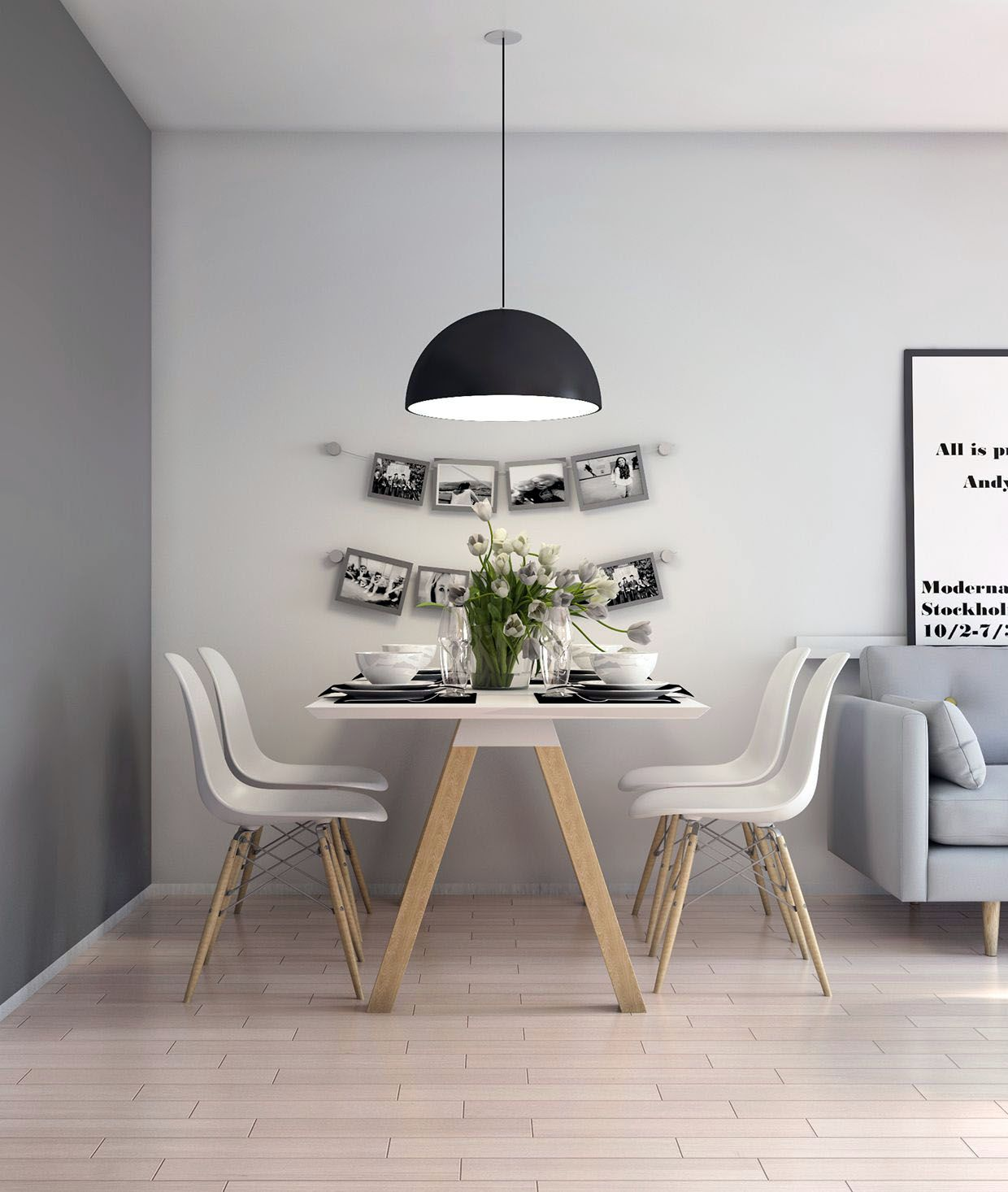 Cute Ikea Living Room Ideas For Small Rooms For 2019 Living Room Scandinavian Dining Room Small Nordic Living Room