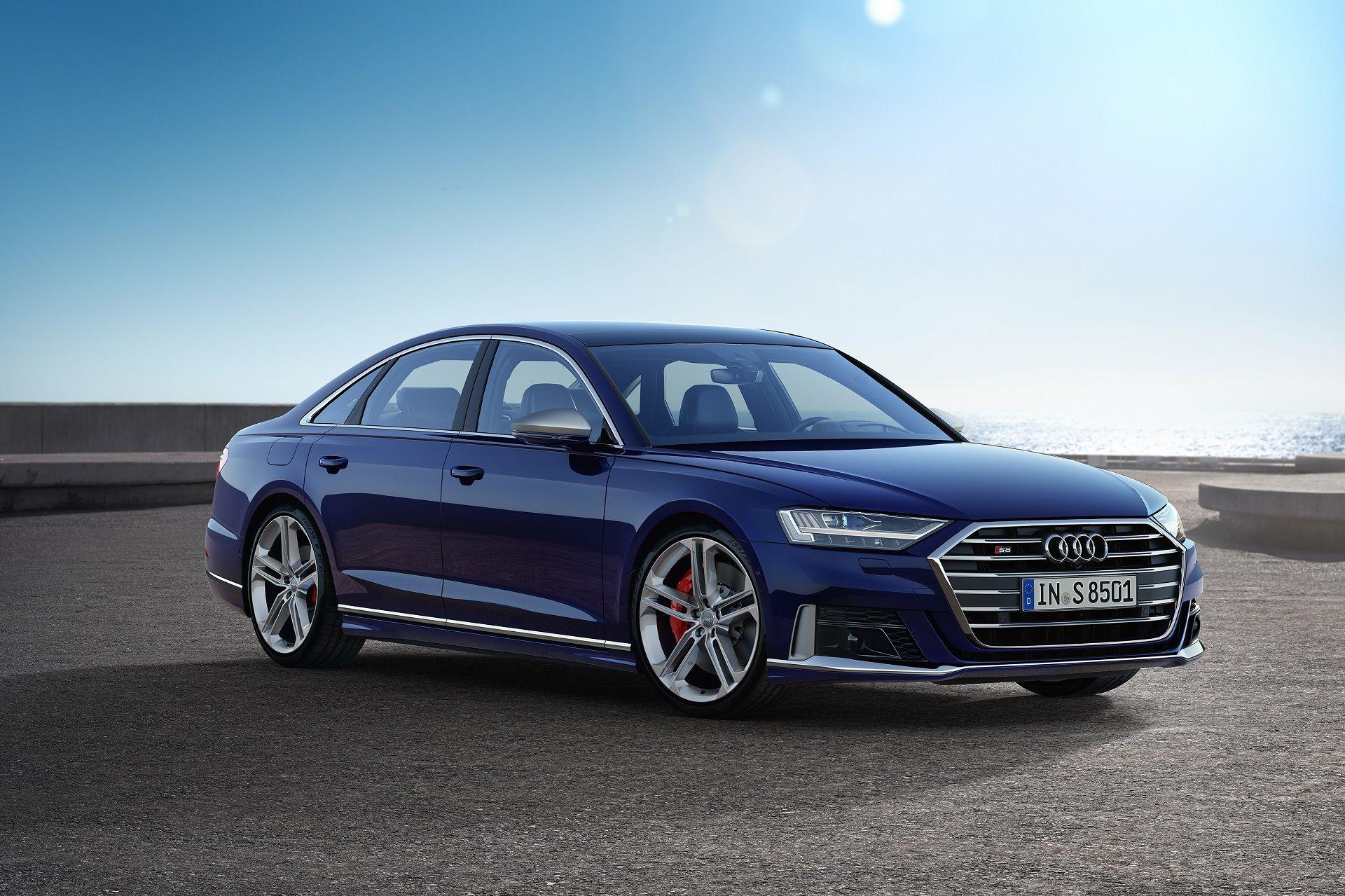 2020 Audi S8 Is Here To Take On The Bmw M760li Xdrive Audi A8 Bmw Audi