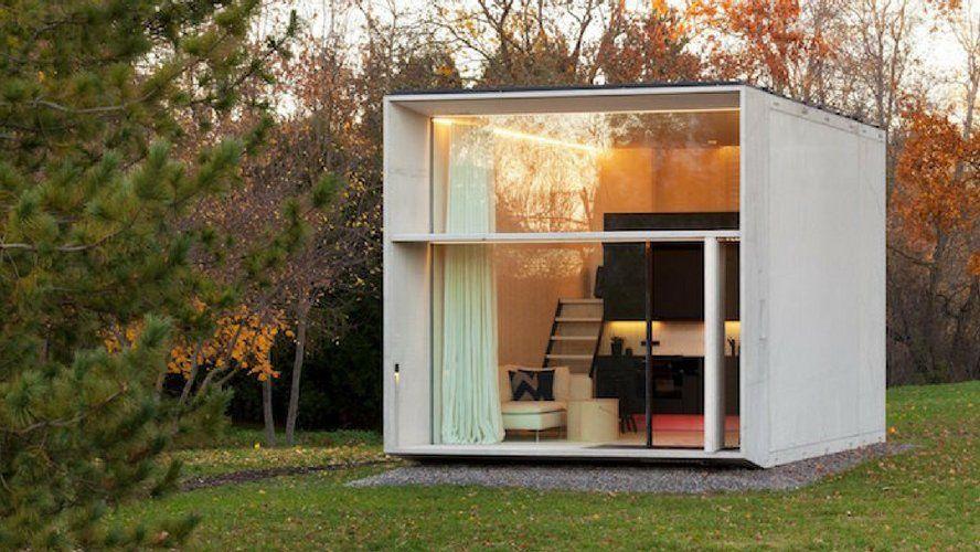 Ce n\u0027est pas un bungalow, mais une vraie maison Et il suffit de 7 - modele maison a construire