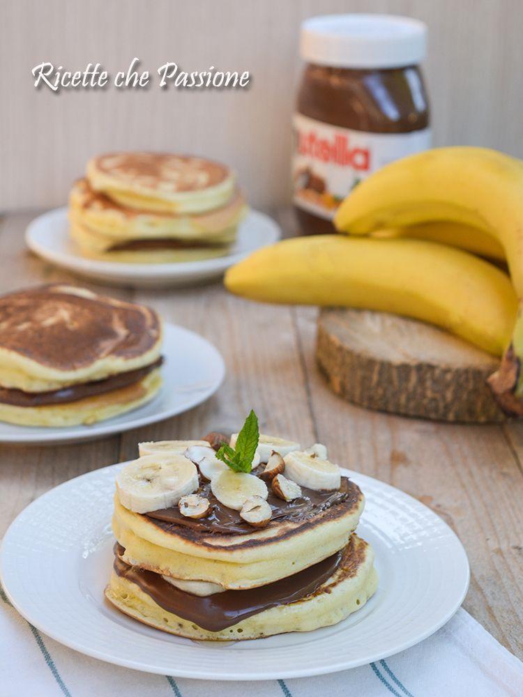 34643dab3b2041c1f00369665189ec0a - Ricette Pancake Nutella