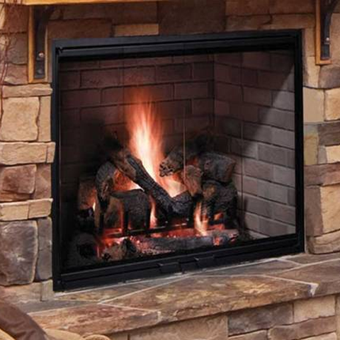 Majestic 42 Royalton Wood Burning Fireplace Wood Burning