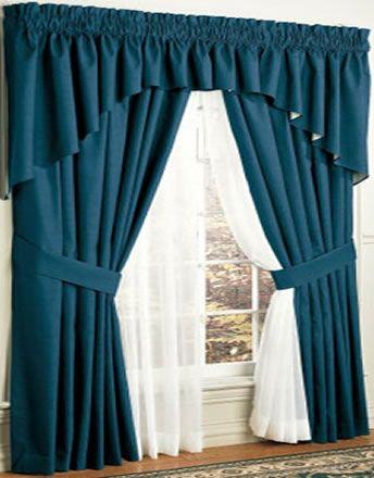 salas con cortinas hermosas - Buscar con Google | Cortinas ...