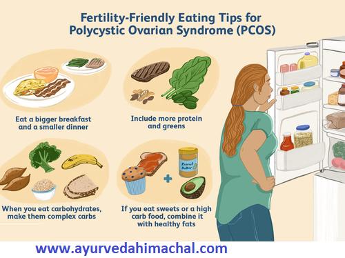 Fruchtbarkeitsfreundliche Ernährungstipps für das polyzystische Ovarialsyndrom (PCOS)  – Women Health
