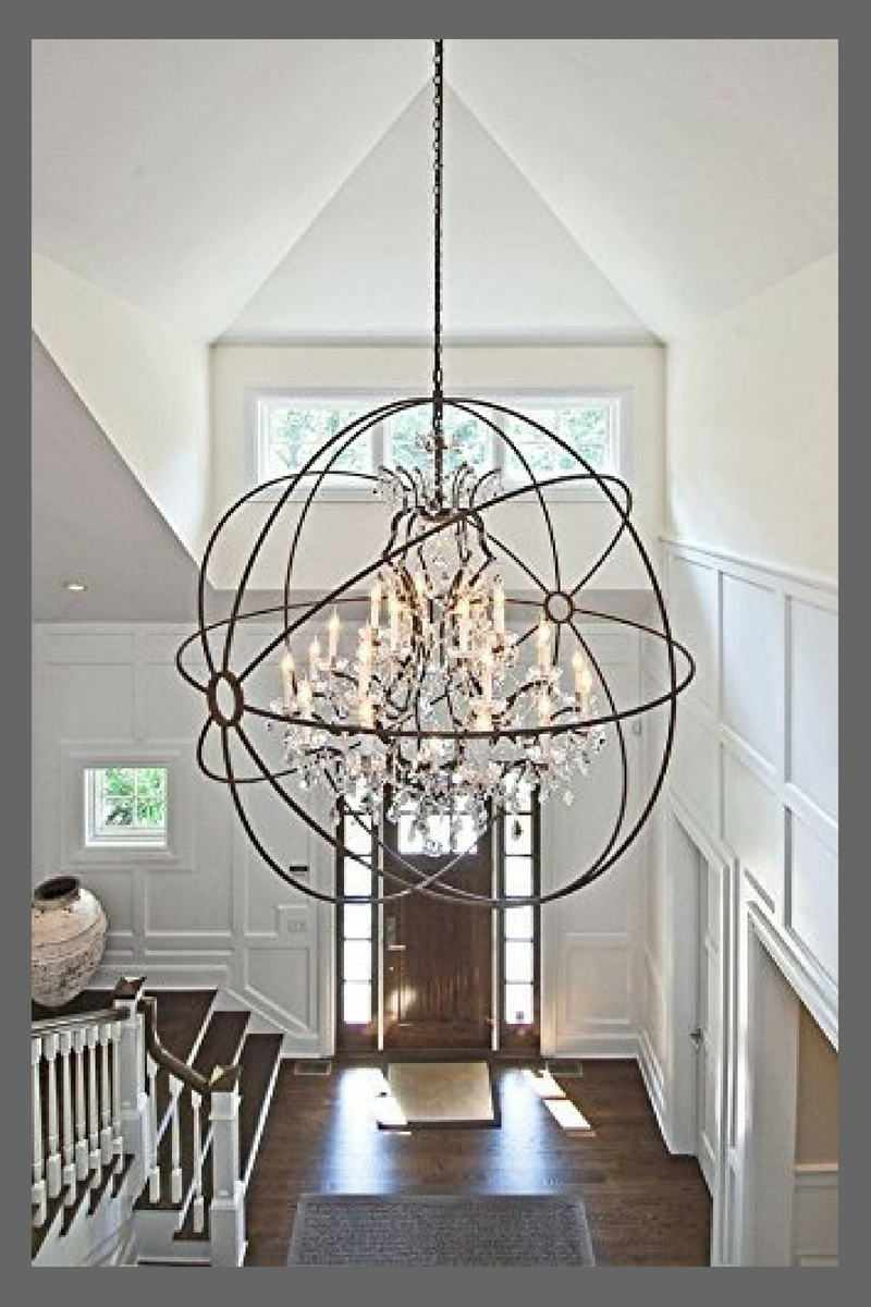 A Massive Collection 400 Of All Kind Of Chandeliers For Any Home