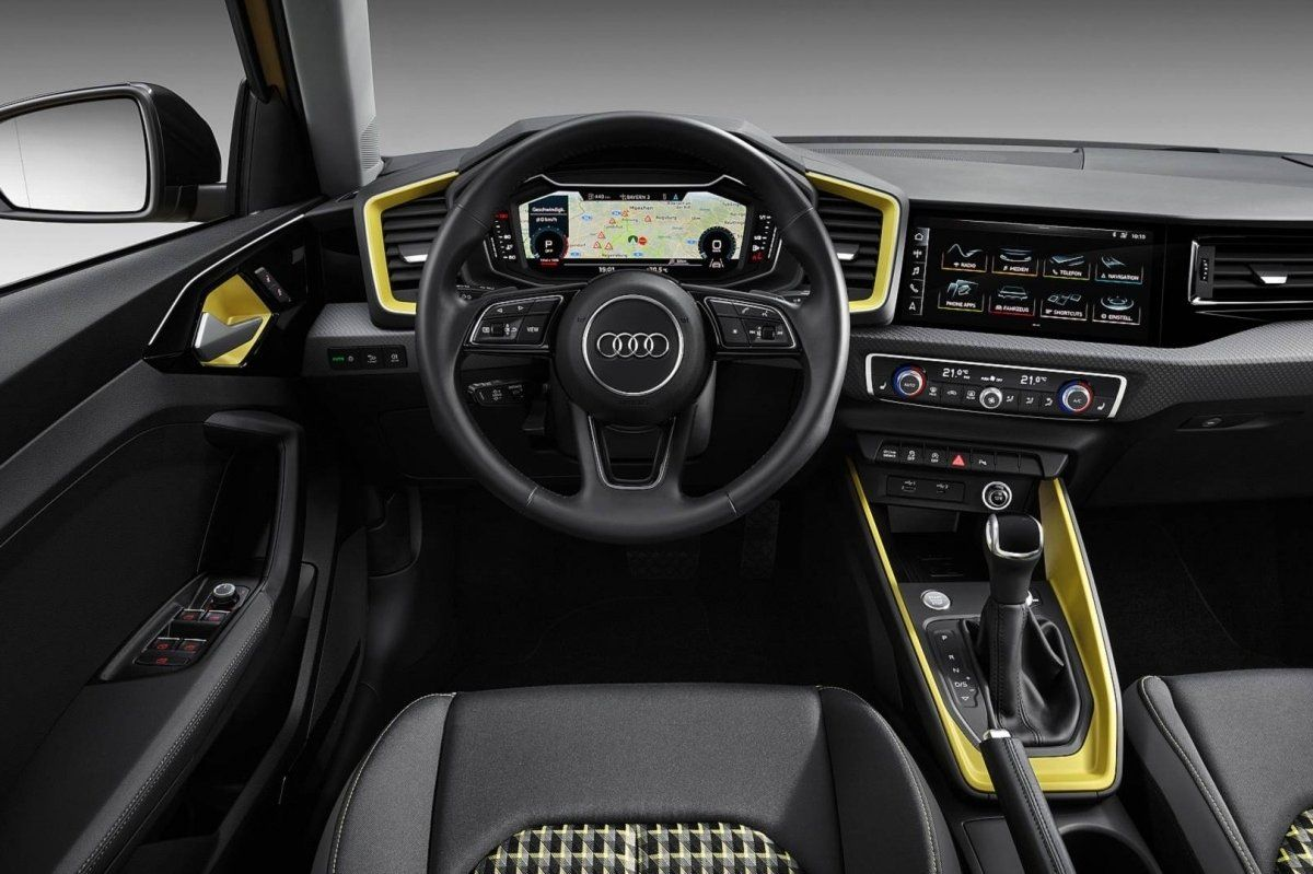 2018 Audi A1 Audi A1 Audi A1 Sportback Audi