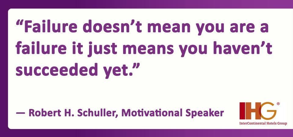 IHG #quote #success #inspiration