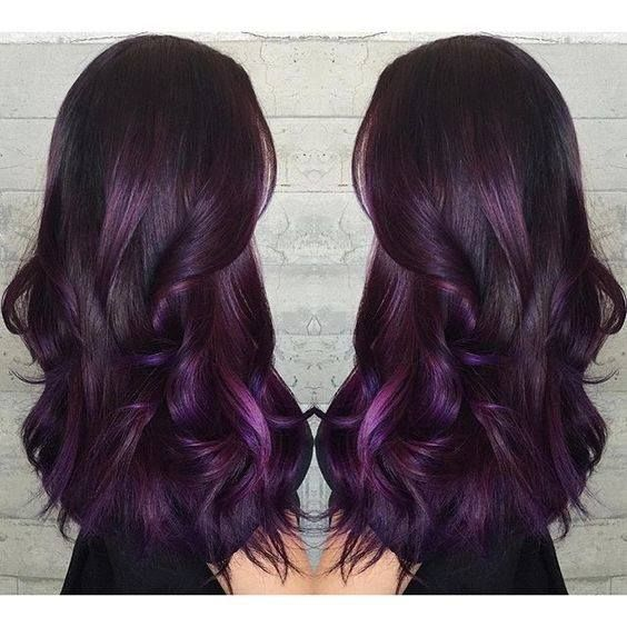 11 Best Color Protecting Shampoos To Keep Your Dye On Lock Hair Styles Hair Color Purple Long Purple Hair