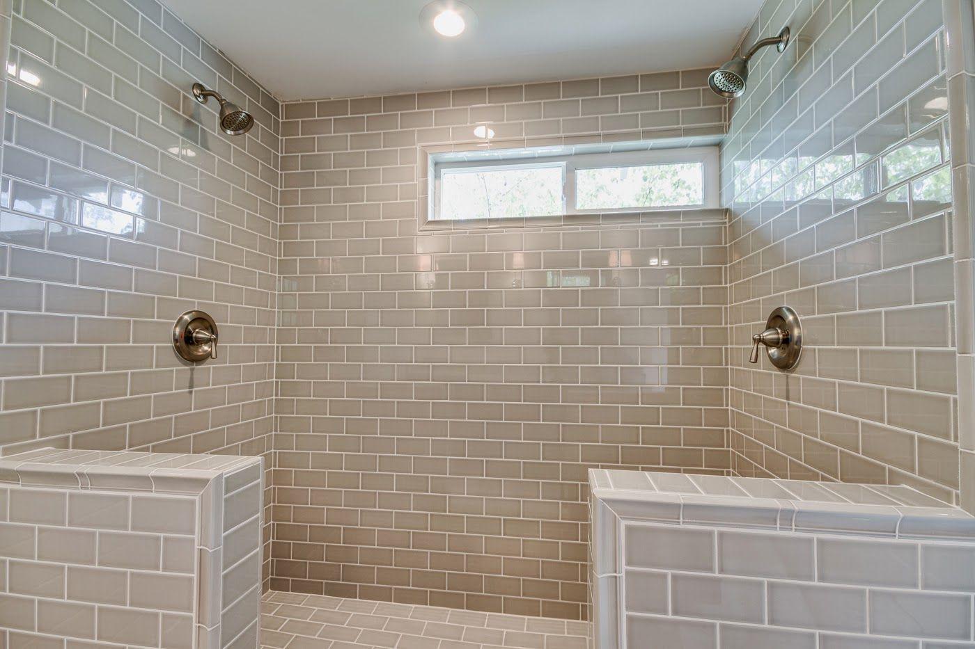 White Gold Best Bathroom Tiles Gray Shower Tile Grey