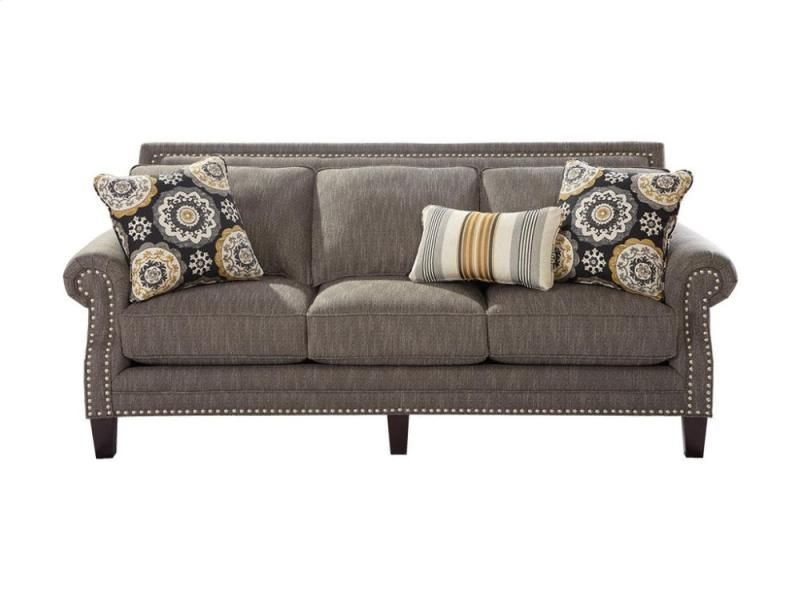 Shop For The Hickory Craft 747 Sofa At Godby Home Furnishings   Your  Noblesville, Carmel, Avon, Indianapolis, Indiana Furniture Store