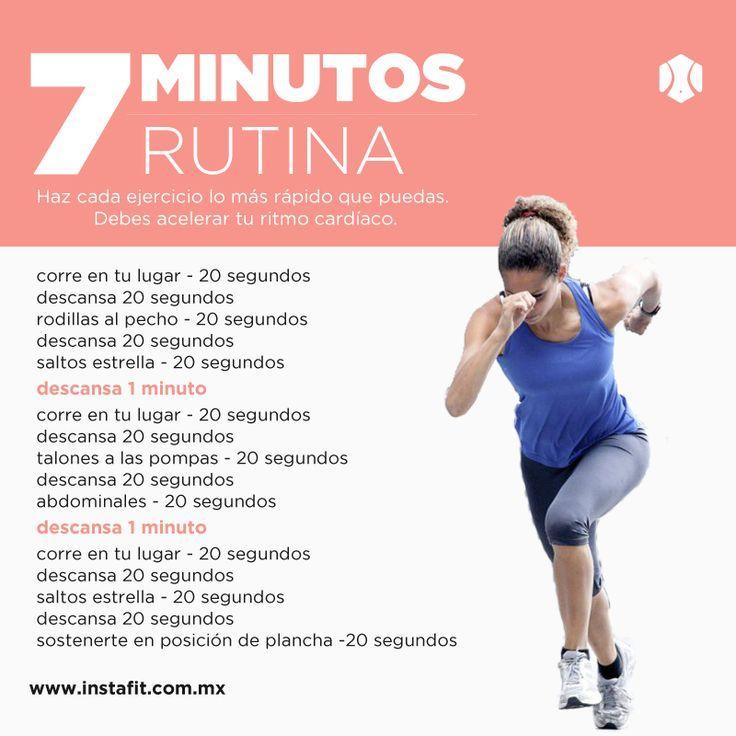 rutina de ejercicio solo