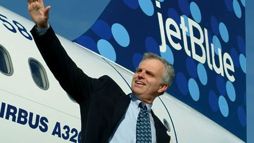 Image result for David Neeleman jet blue