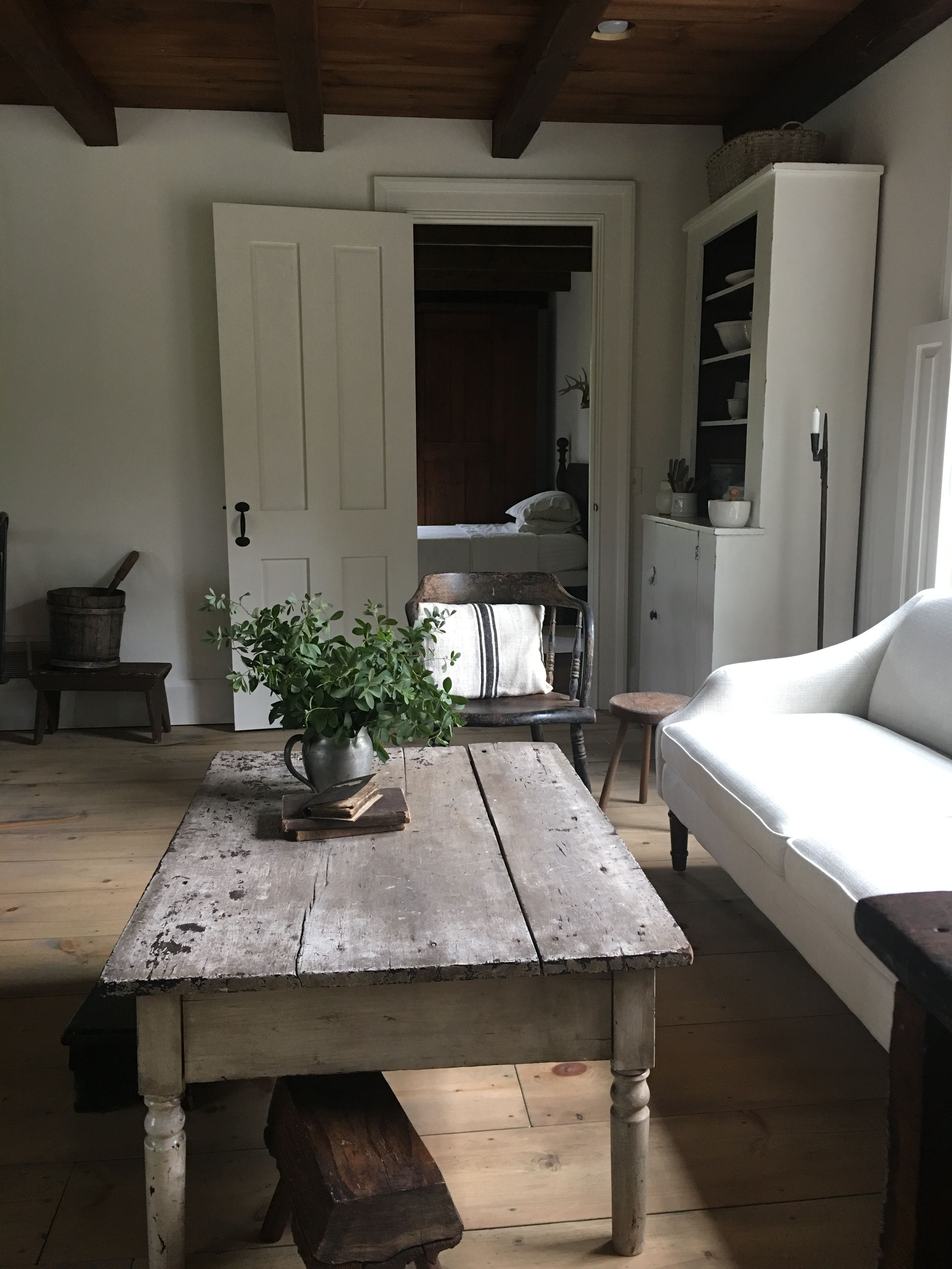 Rustic Coffee Table French Country Living Room Farm House Living Room Home #rustic #french #country #living #room