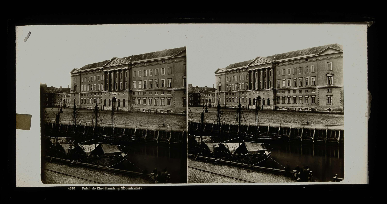 Anonymous | Palais de Christiansborg (Copenhague), Anonymous, 1850 - 1880 |