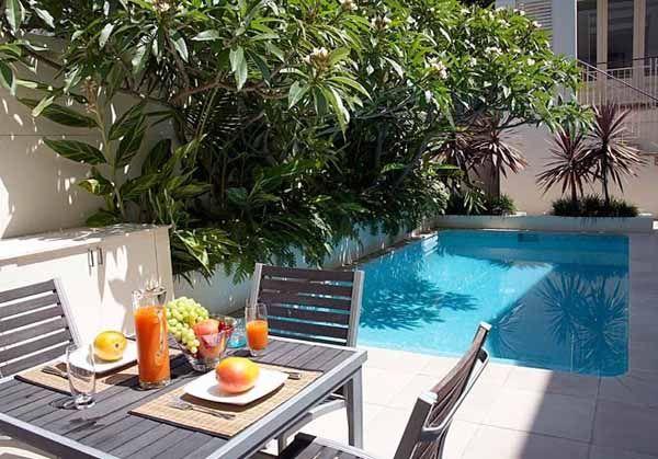 Backyard Swimming Pools And Small Ponds Beautiful Ideas