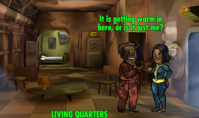 Pin By Silas Kaiser On Fallout Girl Humor Flirting Girls In Love