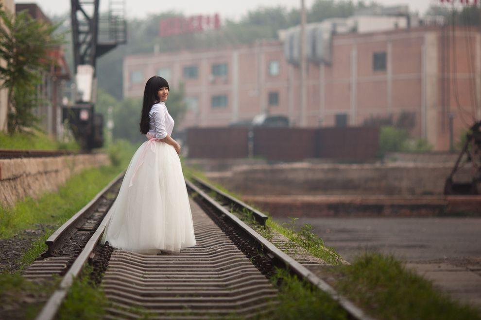 мечтают твоем позируем на железнодорожном мосту скоро влажную дырочку
