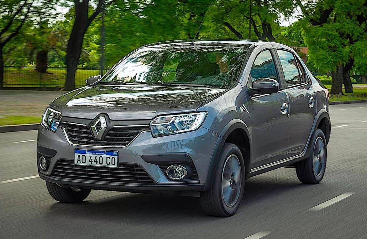Renault Logan 2020 En Argentina Precios Versiones Y Equipamiento Fotos De Coches Motores Planos Mecanicos