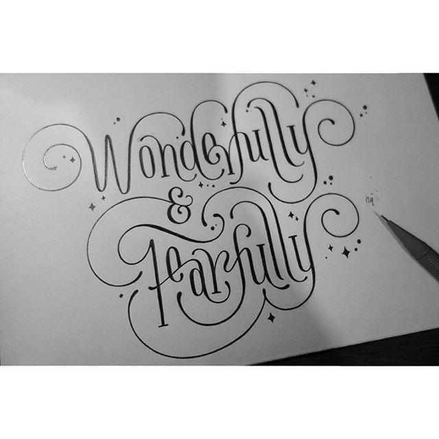 you are fearfully and wonderfully made.  by novia_jonatan