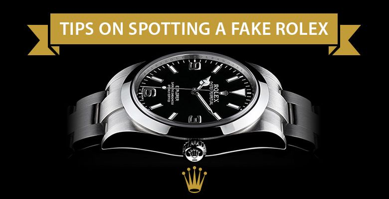 Infographic With Tips On Spotting A Fake Rolex Watch For Dreamchrono Blog The Fake Watch Industry Is A 9 Billion Global Rolex Watches For Men Watch Cufflinks