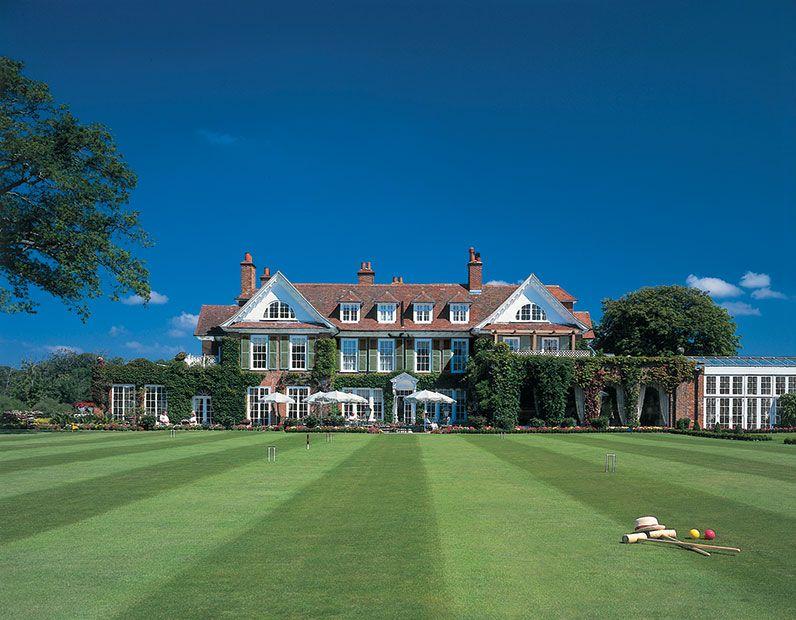 Chewton Glen Hotel & Spa, Hampshire, England