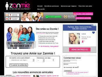 site de rencontre zanmie