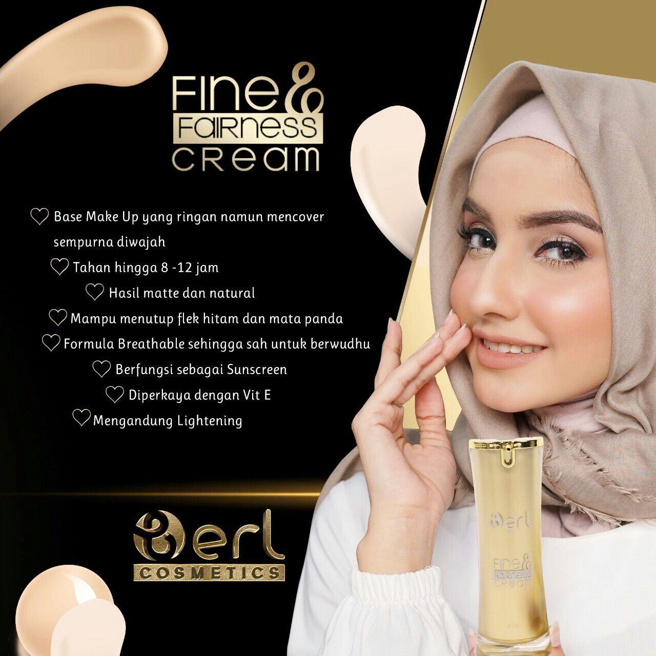 B ERL Ff Cream di 2020 Wajah, Flek hitam, Tabir surya