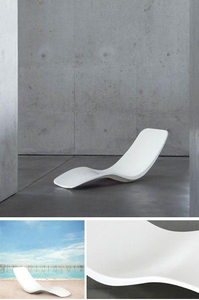 Superieur: Mid Century Modern Sun Lounge Chair | NOVA68 Modern Design