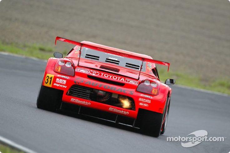 Toyota Mr2 Spyder Race Car