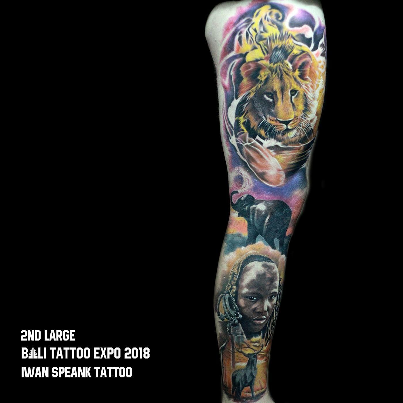 Pin by TATTLAS on Best Tattoo Artists in Bali Tattoos
