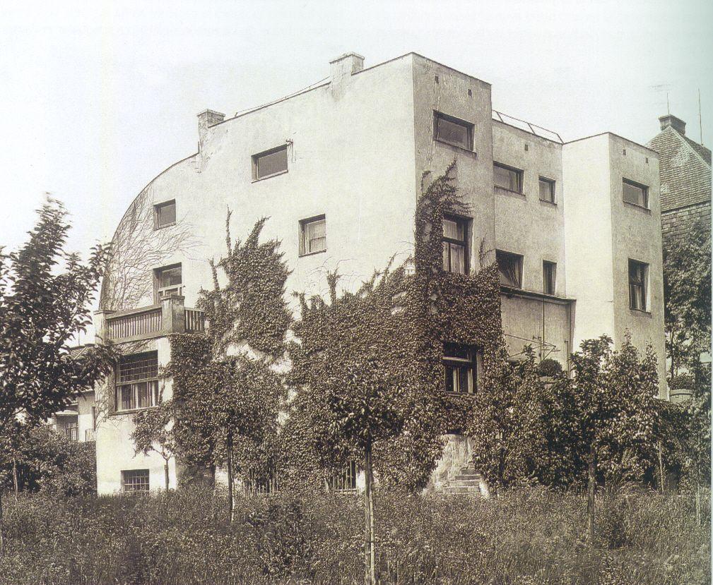 Villa Steiner (1910) Adolf Loos Arquitectura
