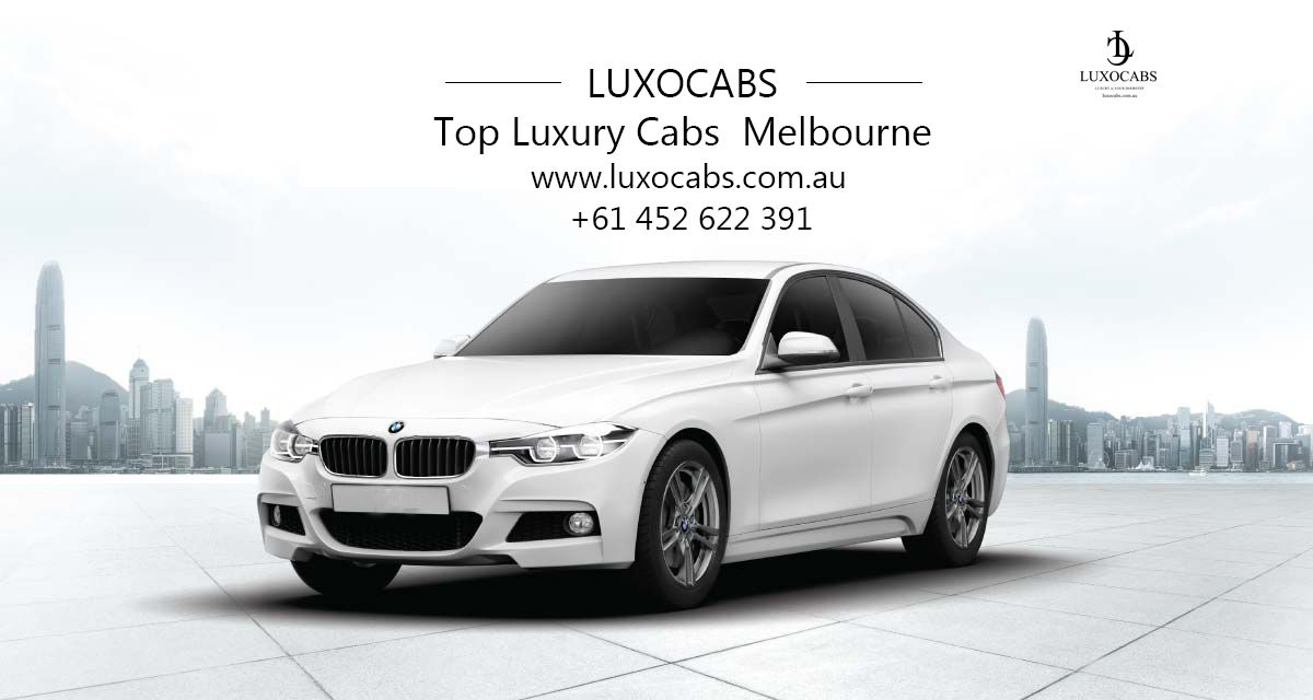 Book top luxury cab/taxi on rent online in Melbourne at