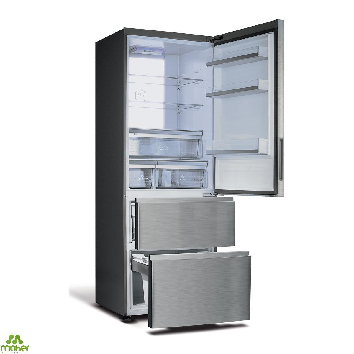 Top 5 Frigorificos Combi Comentarios Ofertas Guía De Compra Frigoríficos Iluminacion Interiores Led Estante De Cristal