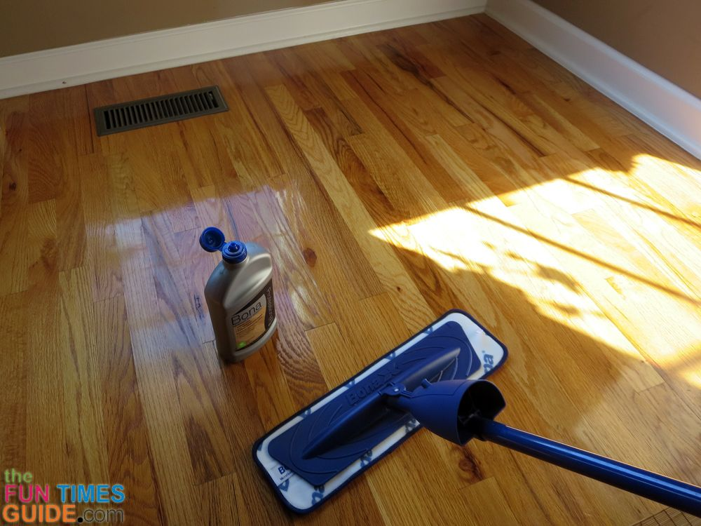 Wood Floor Cleaner Clean Hardwood Floors