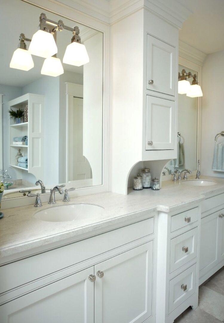 Vanity ideas | Bath remodel inspiration | Pinterest | Vanities, Bath ...