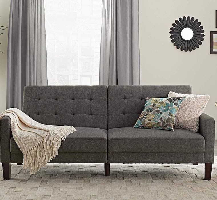 Best Sofa Beds Sleeper Sofas 2021 Top 10 Cluburb Sofas For Small Spaces Furniture For Small Spaces Minimalist Sofa