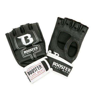 Marcial Artsport - Desportos de Combate - MMA - Luvas - LUVAS BOOSTER MMA CAGE PELE SINTÉTICA BFF-7