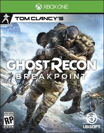 Ubisoft Tom Clancy S Ghost Recon Breakpoint Xbox One Tom
