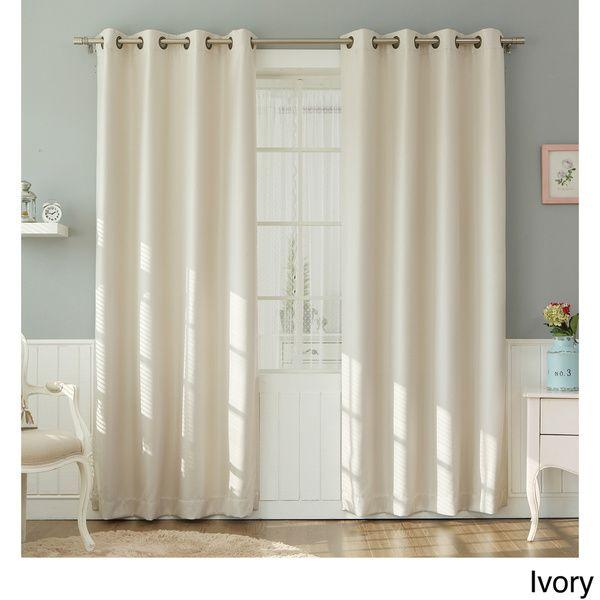 Grommet Curtain Panel